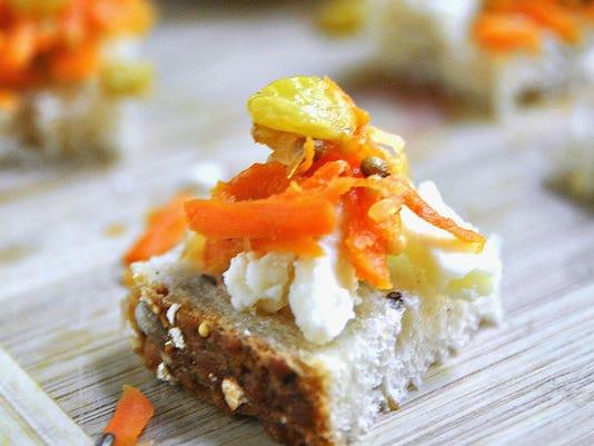 Spiced Carrot Chutney