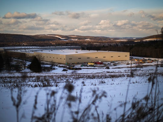 Crown Cork and Seal beverage can plant in Nichols will open on Jan. 20.