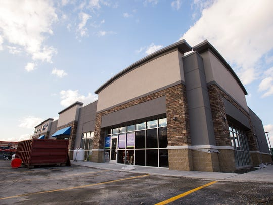 Five businesses are slated to open at 2545 Vestal Parkway