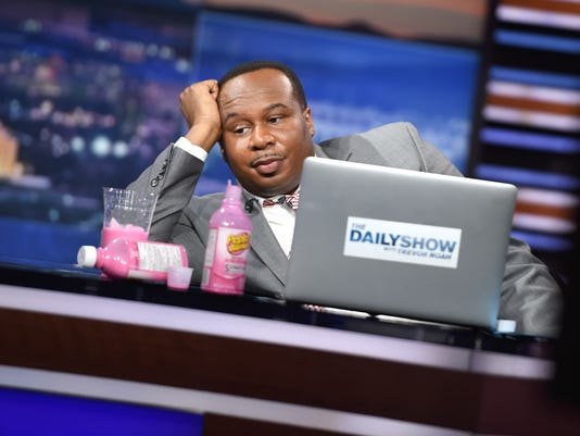 """The Daily Show with Trevor Noah"" LIVE Election Night coverage"