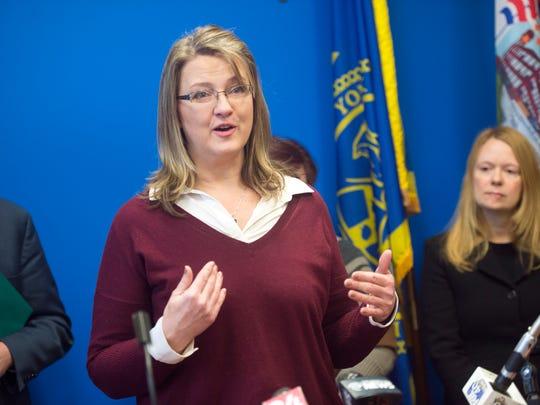 Alexis Pleus, founder of opioid awareness nonprofit
