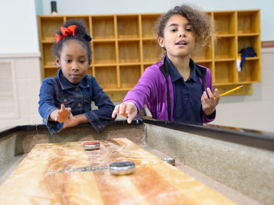 Lauryn Robinson and