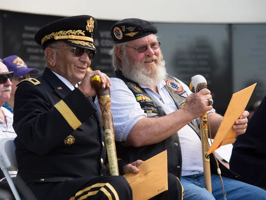 Purple Heart Cane Ceremony is Saturday at National Navy UDT