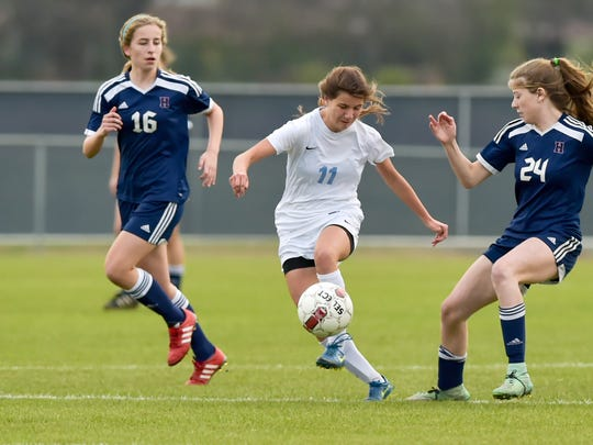 Quinn Billeaud and the No. 1-seeded Ascension Episcopal