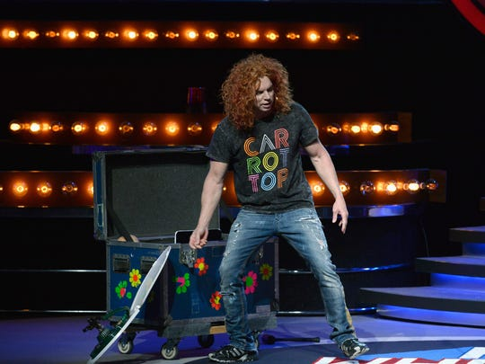 Carrot Top Profile Extras - More Carrot Top Quotes  |Carrot Top 2015