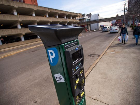 The City of Binghamton is installing 50 parking kiosks