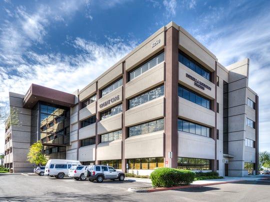 A new 20,000-square-foot VA clinic opened in Avondale at the Estrella Health Center.
