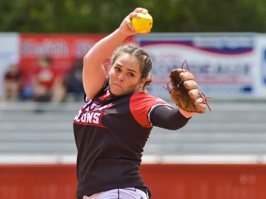 UL senior pitcher Alex Stewart is officially one of the hottest hurlers in the country at 25-3 with a 1.66 ERA.