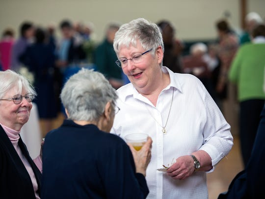 Sister Ellen Reilly has served as the Chief Mission Officer of the Daughters of Charity for the past three years.