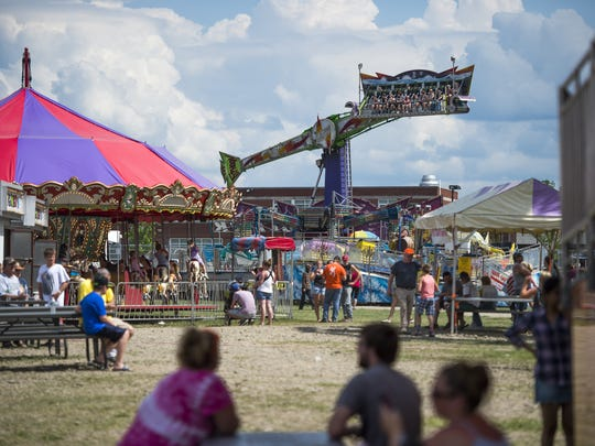 The 142nd Annual Broome County Fair in 2016.