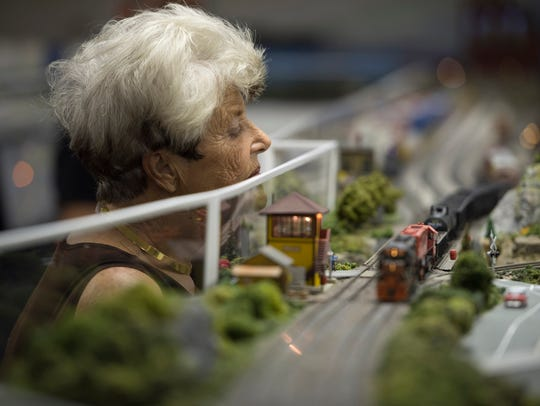 The Treasure Coast Model Railroad Club has a Holiday Open House in Port St. Lucie every year.