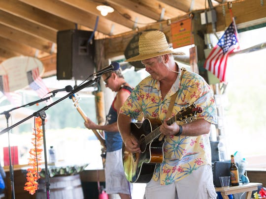 Endless Summer Vineyard & Winery in Fort Pierce will have a Red, White & Bluegrass Music Festival on Saturday and Sunday.