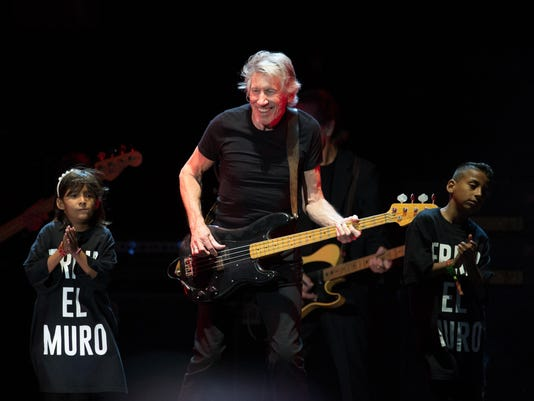 Miami Jewish group slams Pink Floyd's Roger Waters before his concert tonight