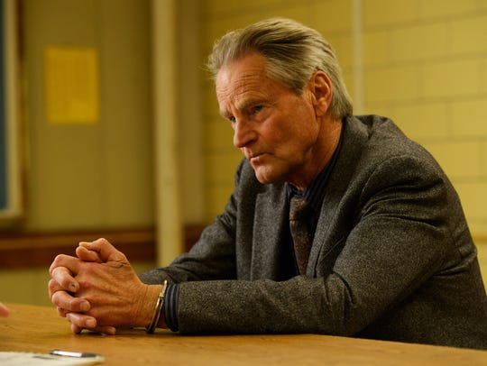 "Sam Shepard stars in 2016's ""Midnight Special."""