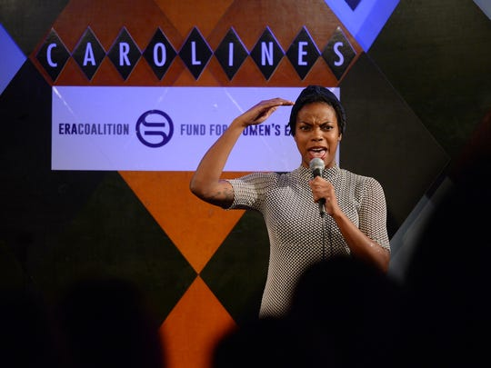 """Sasheer Zamata attends """"A Night of Comedy with Jane"""