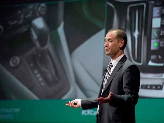 Jake Fisher, Consumer Reports director of auto testing,