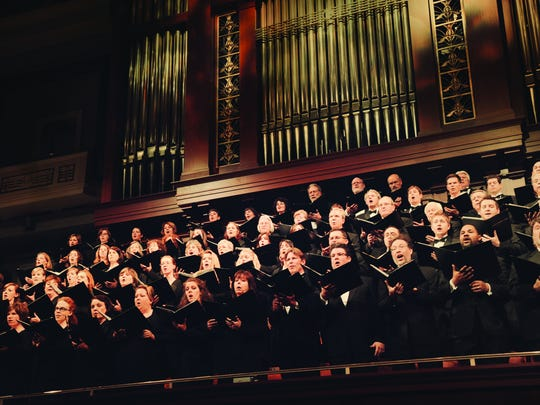 Nashville Symphony Chorus will be performing Handel's