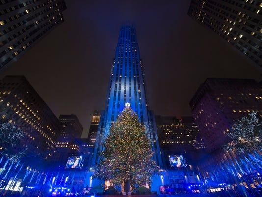 Christmas in Rockefeller Center - Season 2016