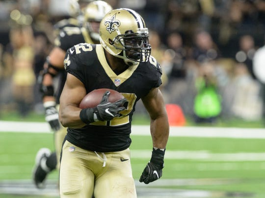 Mark Ingram will be missing due to an NFL suspension for the first four weeks of the regular season.
