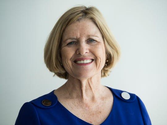 South Carolina Superintendent of Education Molly Spearman.
