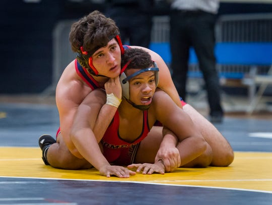 Comeaux's Spartans won't be bringing many of their top wrestlers to this weekend's Division I state duals tournament in New Orleans, while Teurlings Catholic's Rebels are healthier and hoping to be a top contender at the Division II tournament at Live Oak High..