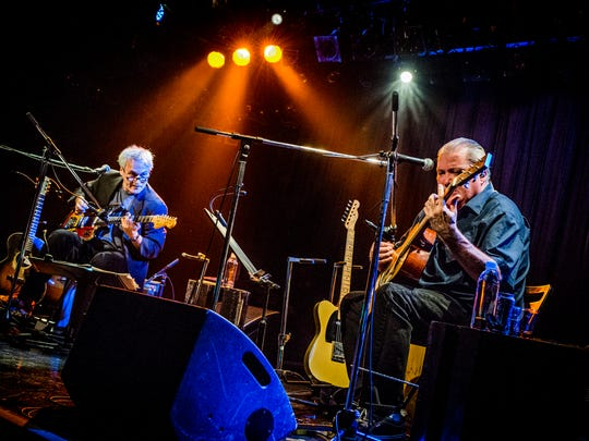 Marc Ribot and David Hidalgo will perform at the 2018