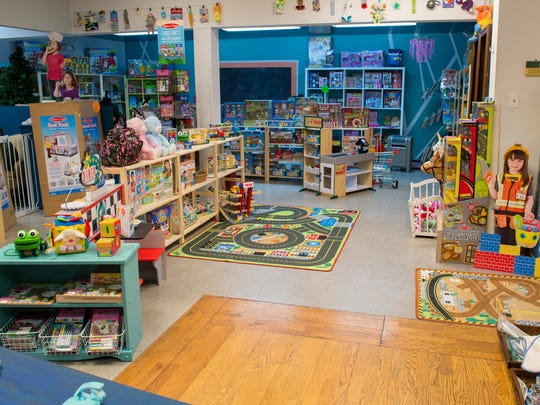 A look inside Lafayette Moms and Babies at 924 Kaliste Saloom Road.