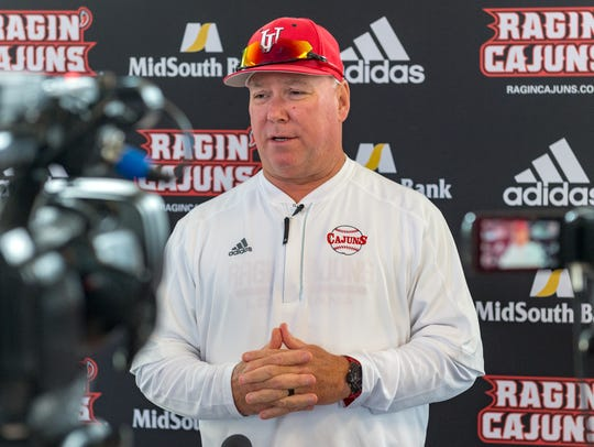 Tony Robichaux heads into his 25th season as coach of the Ragin' Cajuns.