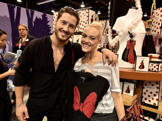 IMAGE DISTRIBUTED FOR DISNEY STORE - Val Chmerkovskiy