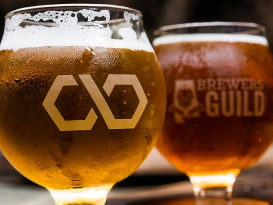 Selections from Common Bond Brewers are now on the menu at several restaurants across Montgomery.