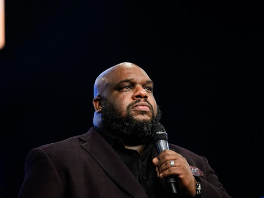 John Gray: Why he chose Greenville and named his church Relentless