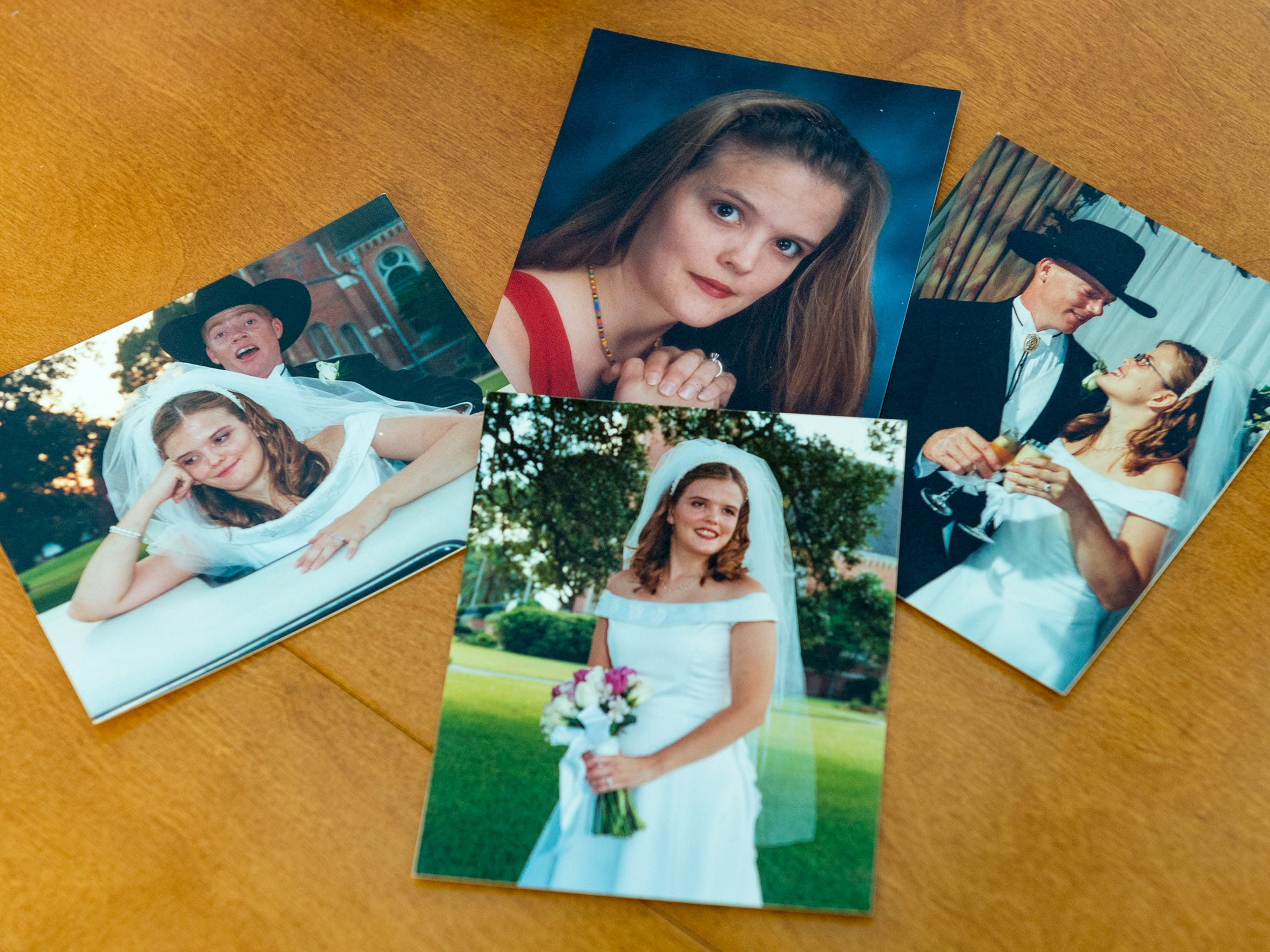This is a sampling of photos from Lana and Evan Edmondson's incredible 18-year relationship.