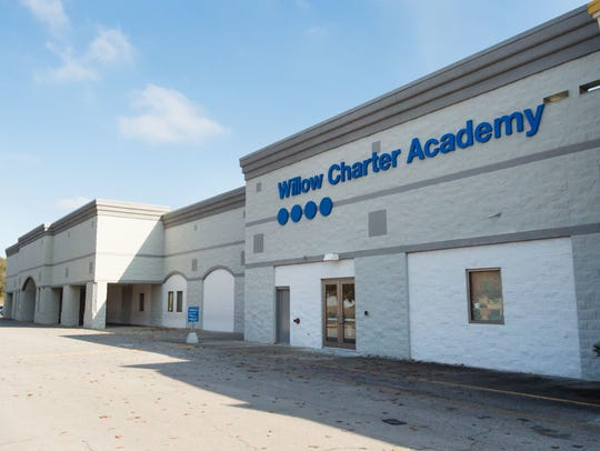 Willow Charter Academy is in the former Albertsons