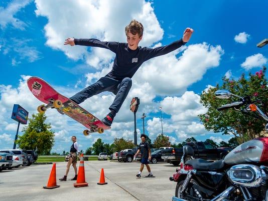 Skate Board Park Fundraiser