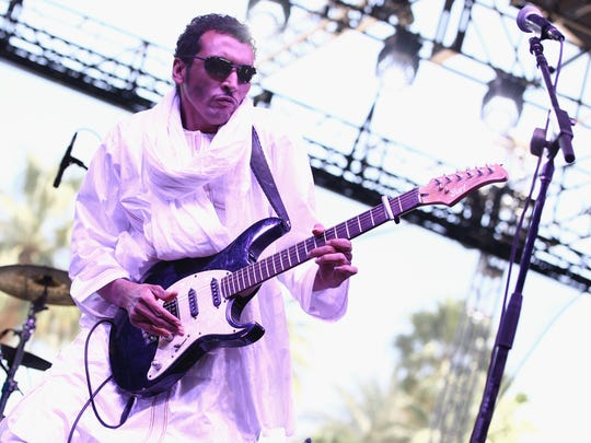 Bombino will perform on April 5 at the Hi-Fi.