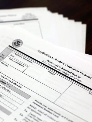 The state Division of Consumer Affairs has cited 28 New Jersey businesses for allegedly defrauding customers by charging for immigration services that they are notlegally permitted to provide, authorities said Friday.