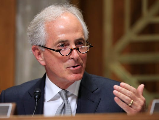 Sen. Bob Corker reverses course, will vote for Republican tax bill