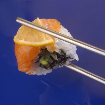 Want a second date? Book a sushi restaurant for the