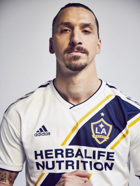 AP MLS-GALAXY ZLATAN MOVE SOCCER S SOC USA CA