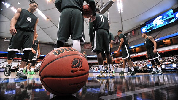 The Spartans are taking aim at their second national championship under Tom Izzo.