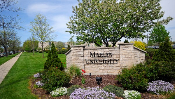 Marian University is located at 45 S. National Ave., in Fond du Lac.