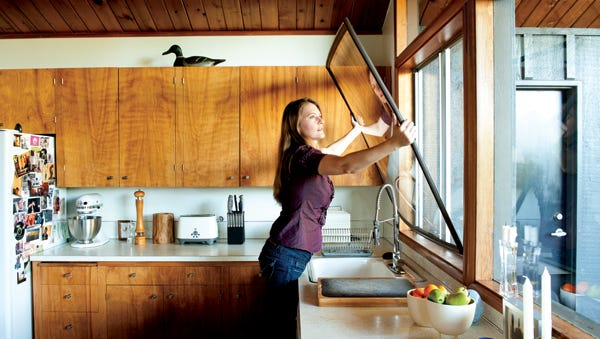 A U.S. Department of Energy study found that Indow interior window inserts reduced heating and cooling costs in a Seattle home by 20 percent.
