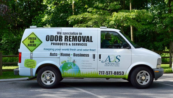Local businesswoman Melissa Faust is expanding her Advanced Odor Solutions into West Manchester Township.