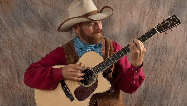 "Known for his mega-hit, ""Wildfire"", Murphey keeps western culture alive with his Cowboy Christmas show, which is coming Monday to A&M-CC."
