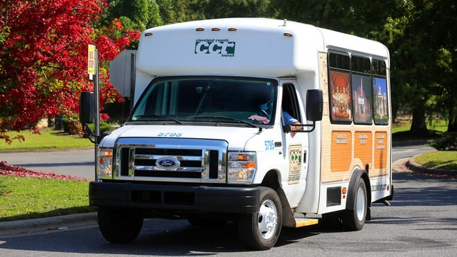 TACC will provide transportation for people who need to vote over the next three weeks.