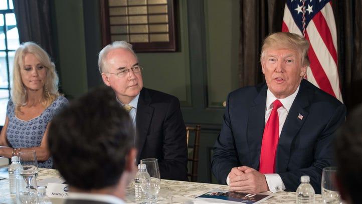 Editorial: Iowans' health insurance is in Trump's hands