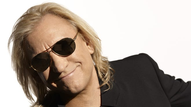 Joe Walsh just added a second tour date at the Capitol Theatre in October.