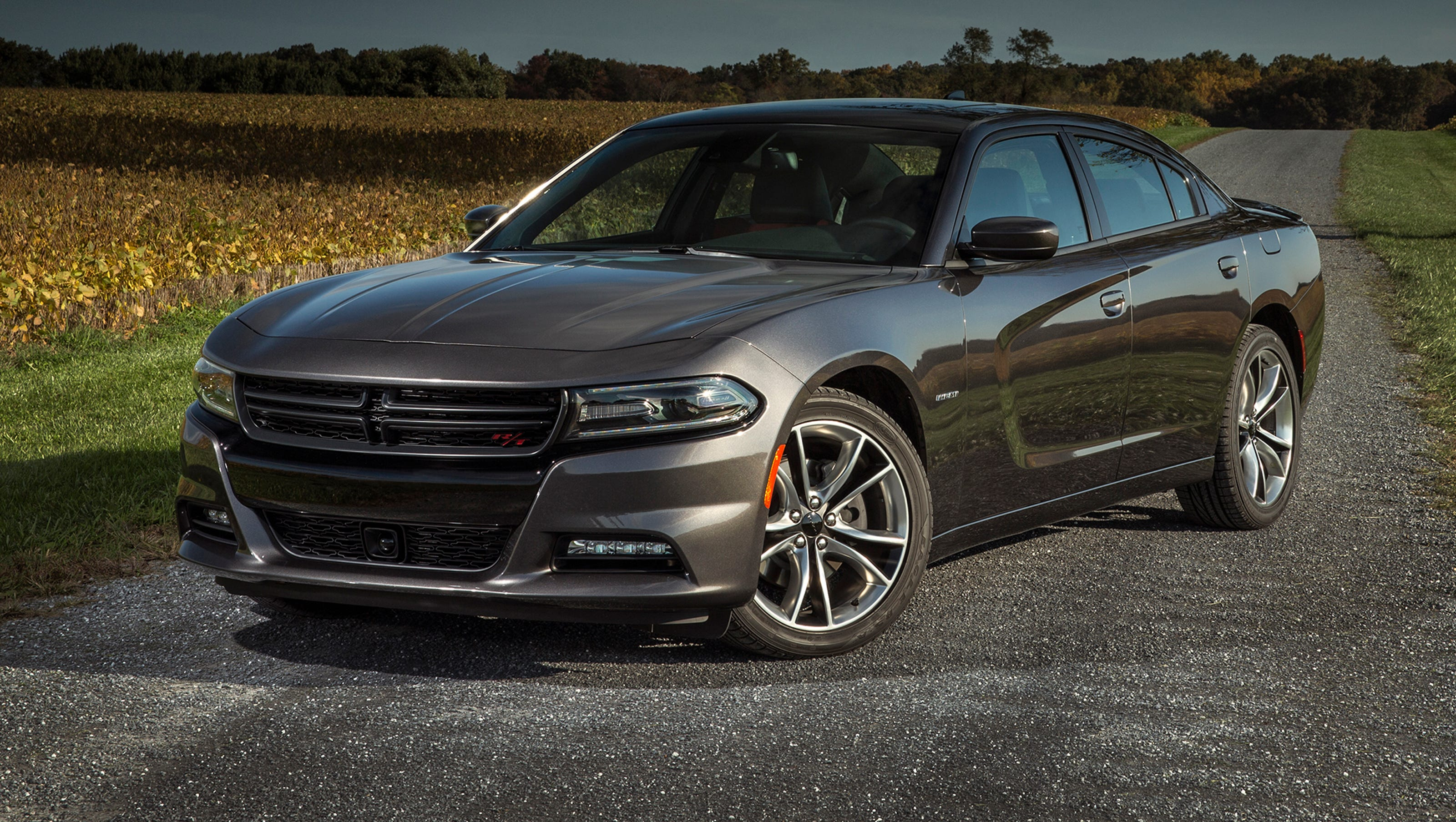Auto Review Dodge Charger R T More Handsome For 2015