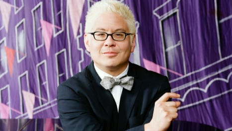 """Pink Martini's founder Thomas Lauderdale will join Salem Concert Band for a concert titled """"Thomas Lauderdale Plays Gershwin"""" at 3 p.m. Nov. 8 at the Historic Elsinore Theatre."""