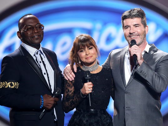 American Idol Jackson Abdul Cowell